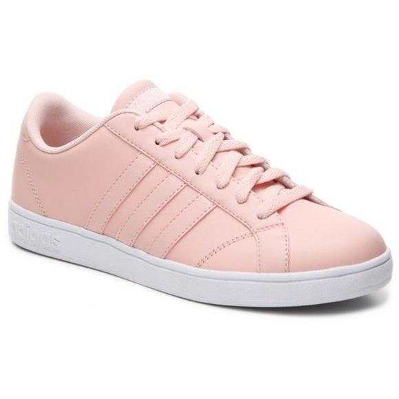 adidas cloudfoam peach